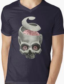 Open Your Mind! Mens V-Neck T-Shirt