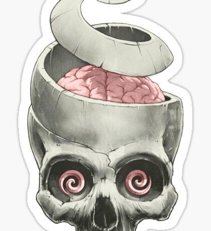 Open Your Mind! Sticker