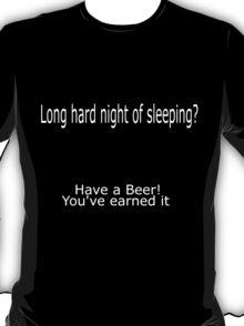 Sleep brew T-Shirt