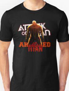 Attack On Titan - Armored Titan T-Shirt