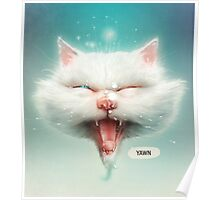 The Water Kitty Poster