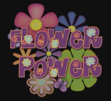 Flower Power by Lallinda