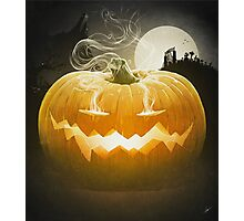 Pumpkin I. Photographic Print