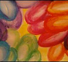 Petals, petals and more petals-cell phone pic by Nicole Remolde
