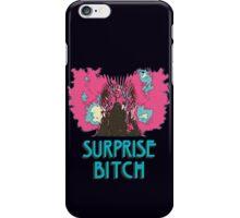 Surprise Bitch  iPhone Case/Skin