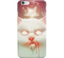 The Hell Kitty iPhone Case/Skin