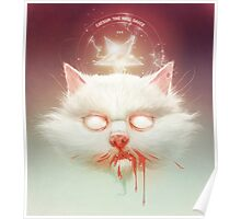 The Hell Kitty Poster