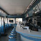 Bobby's Diner, Interior by gailrush