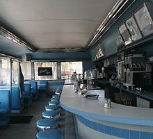 Bobby's Diner, Interior by gailrush