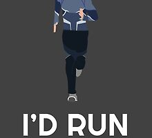 I'd run with Quicksilver by Titmoff