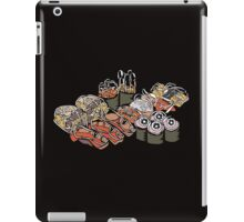 A Selection (white) iPad Case/Skin