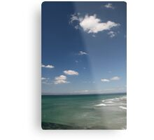 Donegal Surf Metal Print