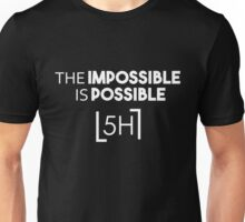Fifth Harmony Impossible Unisex T-Shirt