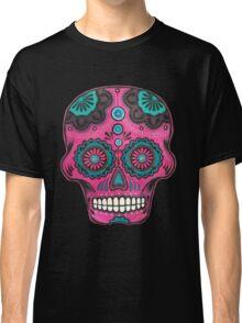 Sugar Skull-Pink Candy Classic T-Shirt
