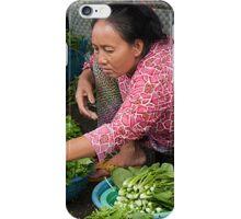 Saturday Morning Market iPhone Case/Skin