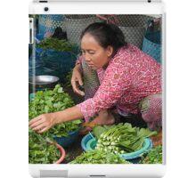 Saturday Morning Market iPad Case/Skin