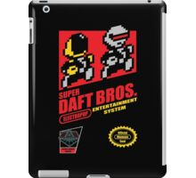 Super Daft Bros. iPad Case/Skin