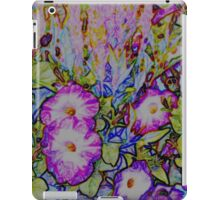 Flower Garden Dreams iPad Case/Skin