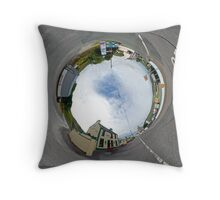Glencolmcille - Biddy's Crossroads Pub(Sky-in) Throw Pillow