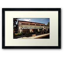 [P1230334 _GIMP] Framed Print