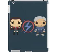 The Twins iPad Case/Skin