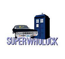 Superwholock Photographic Print