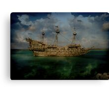 The Flying Dutchmen Canvas Print