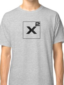 Squared (Black) Classic T-Shirt