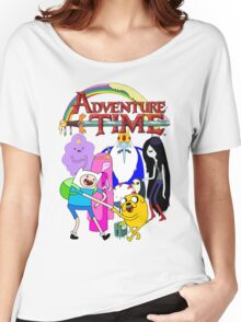 Adventure Time! Women's Relaxed Fit T-Shirt