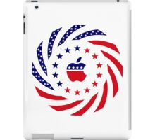 Apple Murican Patriot Flag Series iPad Case/Skin