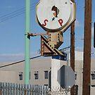 Train Yard Sign by gailrush