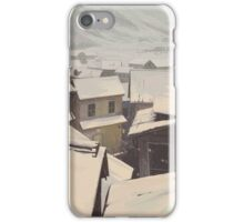 Winter Town iPhone Case/Skin