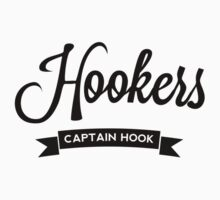 Once Upon a Time - Hookers - Captain Hook Kids Clothes