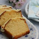 Moist Orange Cake   by Joy Watson