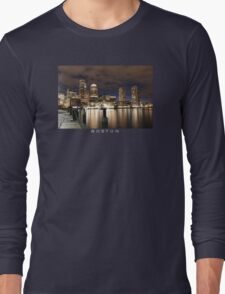 Harborwalk Tee Design Long Sleeve T-Shirt