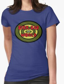 Sick Sad World Womens Fitted T-Shirt