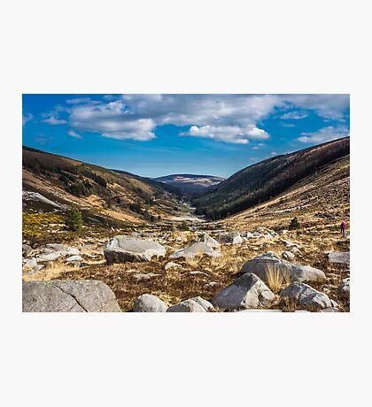 Glendalough, Wicklow Mountains, Ireland Photographic Print