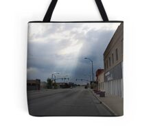 First Street Tote Bag