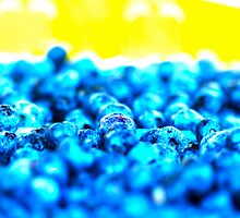 Blue Blur by Nadine Rippelmeyer