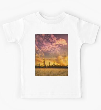 Peter and Paul Fortress Kids Tee