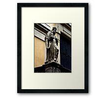 vienna, austria Framed Print