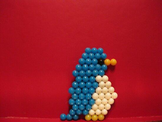 Penguin by Gibbsy