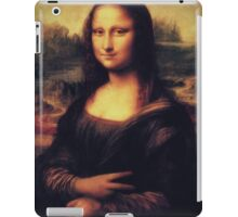 Mona Lisa! SWAG! PEACE! YOLO! Parody iPad Case/Skin