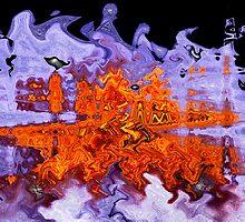 'Polar Hibiscus' by DLUhlinger