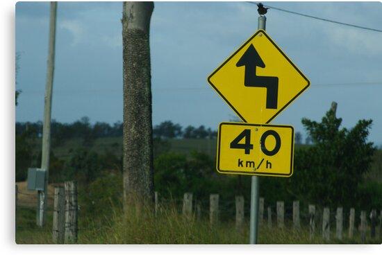 Australian roads by feeee