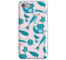 Cats too iPhone Case/Skin
