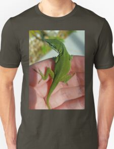 Green Anole T-Shirt