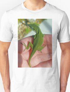 Green Anole Unisex T-Shirt