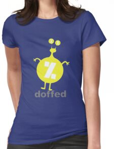 alien?! Womens Fitted T-Shirt