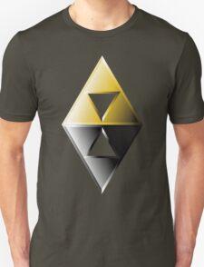 A Link Between Worlds Triforce Logo T-Shirt
